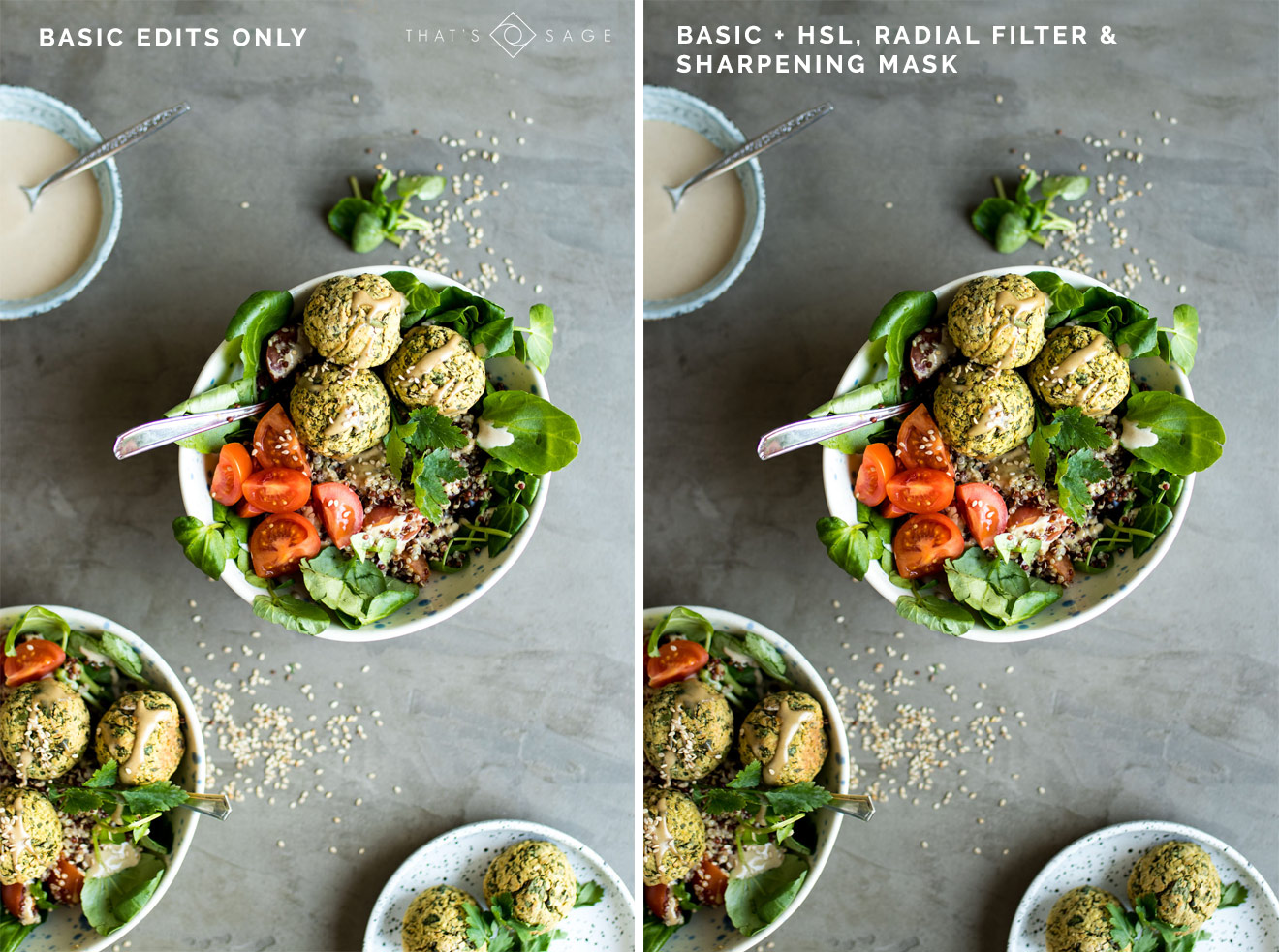 3 Adobe Lightroom Hacks that will Revolutionise your Food Photography Editing
