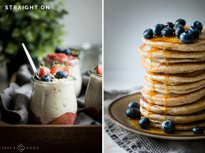 The 3 Best Camera Angles for Food Photography (plus the ones to avoid)