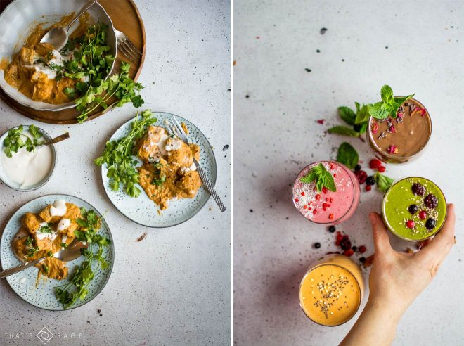 Instantly Improve your Food Photography with my Top 5 Food Styling Tricks!