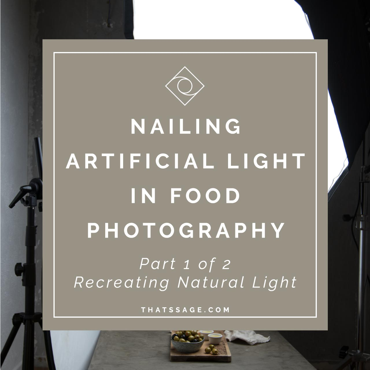 Admirable Recreating A Natural Light Look With Artificial Light In Food Wiring Cloud Peadfoxcilixyz