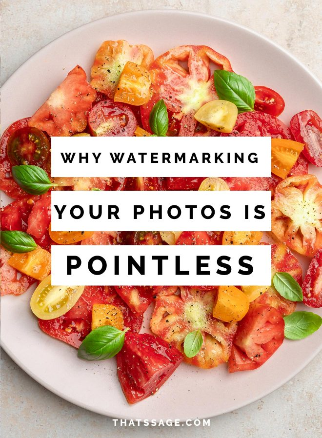 Why adding a watermark to your photos is pointless Pin Image