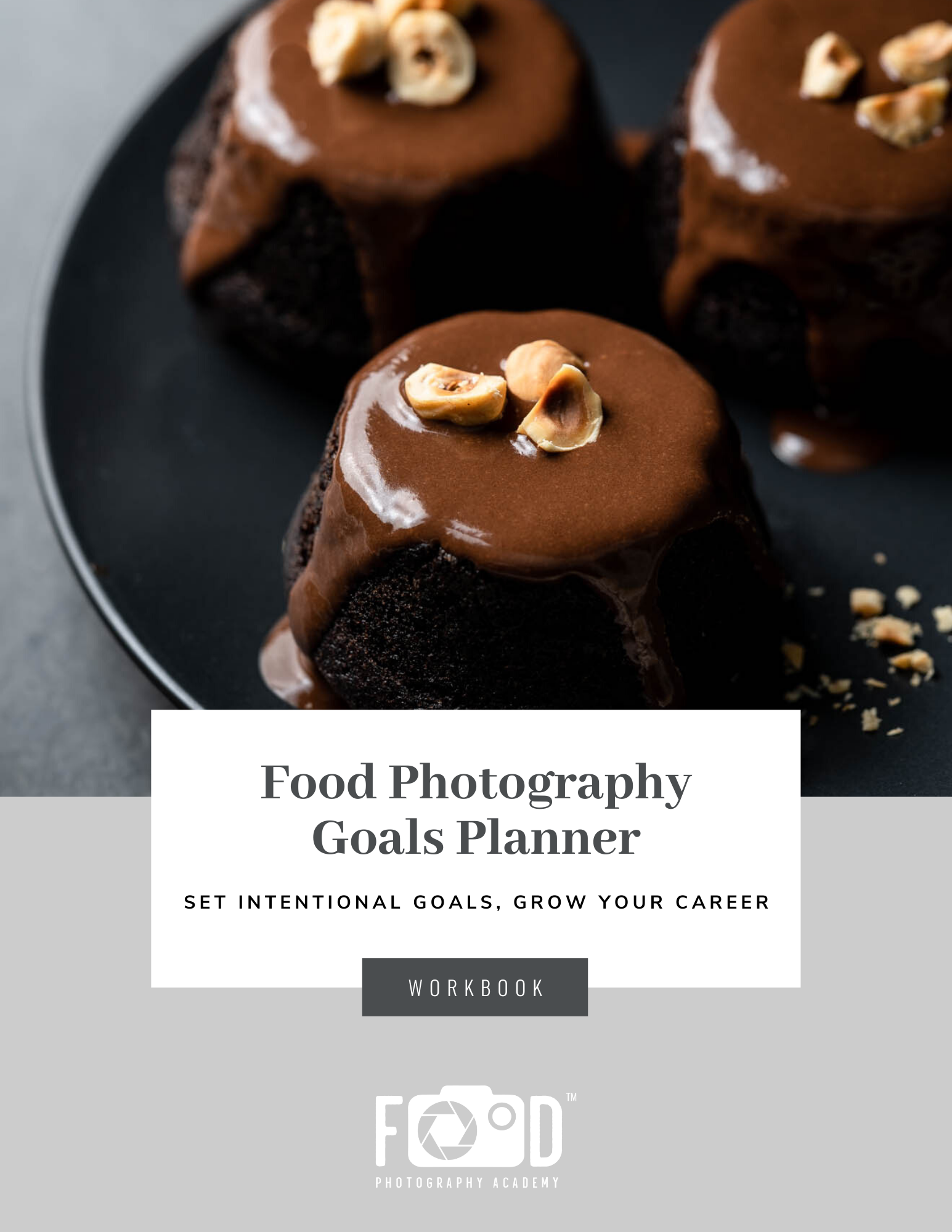 Food Photography Goal Setting Planner